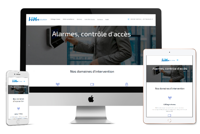 hmsolution web par mlosange