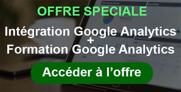 offre google analytics
