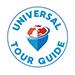 agence de communication digitale pour universal tour guide