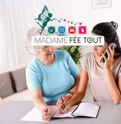 """Madame Fée Tout <i class=""""catstyle"""">(Service à la personne)</i>"""