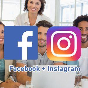 facebook plus instagram mlosange
